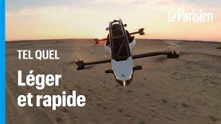 Jetson One, le drone ultraléger capable de transporter une personne à 100 km/h