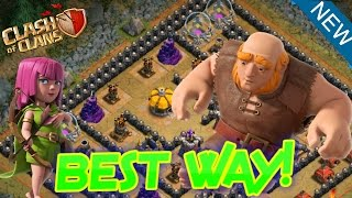Clash of Clans - How to beat Sherbet Towers