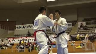2017年9月17日、新潟市東総合スポーツセンターにて開催された第4回全北...