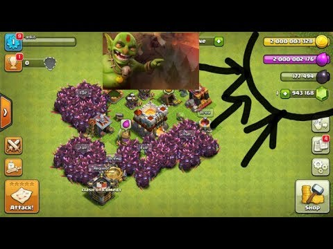 clash of clans hack...😱😱
