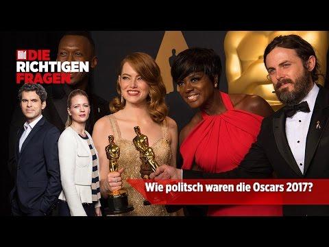 Wie politisch waren die Oscars? Die richtigen Fragen
