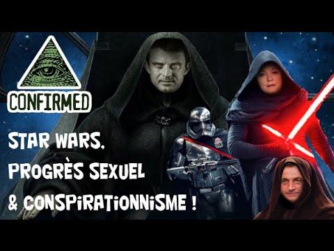 JSPC #36 - Star Wars, progrès sexuel et conspirationnisme ! [LIRE LA DESCRIPTION DE LA VIDEO]