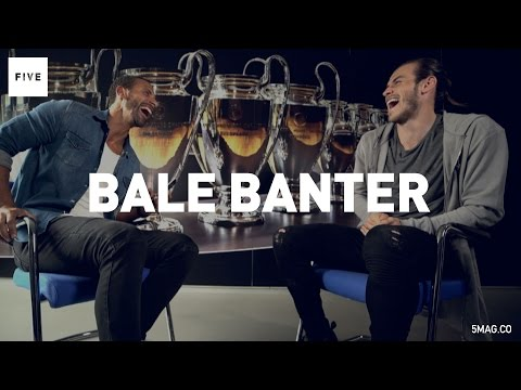Gareth Bale Answers Rio Ferdinand's Quick-Fire Questions | #Banter