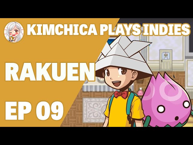 Spill the tea! || Kimchica Plays: Rakuen (Ep 09)