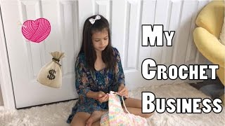 DIY| My Crochet Business