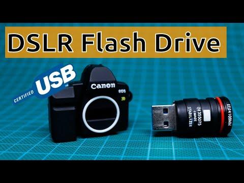 Mini Camera USB Flash Drive