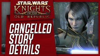 What Knights Of The Old Republic 3 Could Have Been