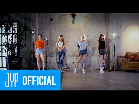 "Wonder Girls(원더걸스) ""Why So Lonely"" Dance Practice Video"