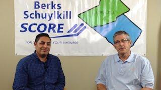 Berks Schuylkill SCORE Meet Steve Davis