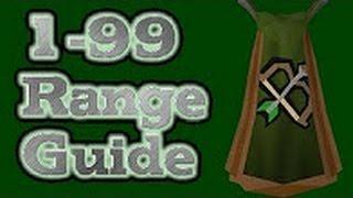 OSRS 1-99 Range Guide 2018