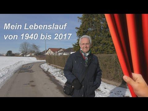 Mein Lebenslauf in Bild, Video u.Ton von 1940 bis 2017, von tubehorst1
