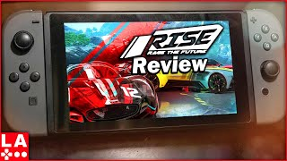 Rise: Race The Future Nintendo Switch Review (Video Game Video Review)