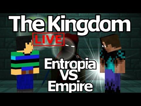 The KINGDOM LIVE! Gevangen bij EMPIRE!!