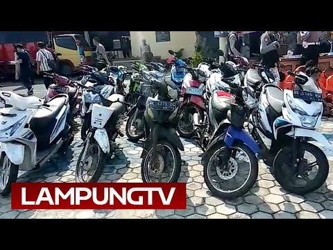 Dua Pekan, Puluhan Motor Dicuri di Lampung Selatan Mp3