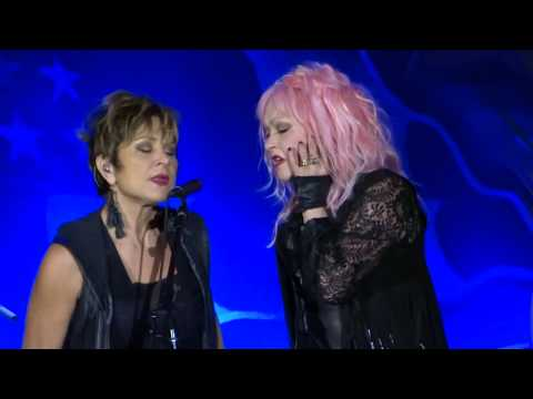 Cyndi Lauper Live 2016 =] When You Were Mine [= Houston, Tx - 9/11