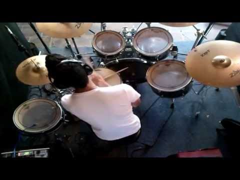 Charlie Puth - One Call Away ft. Tyga [Remix] (Drum Cover)