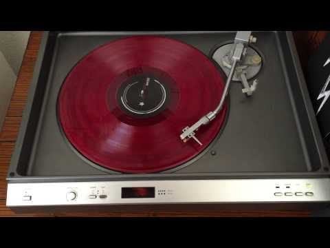 OPTONICA RP-5100 turntable test - playing THE BIG DREAM remix EP