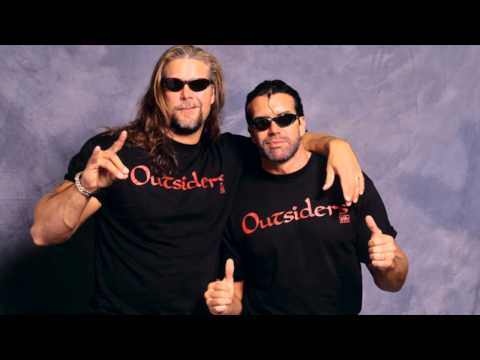 WCW The Outsiders Theme