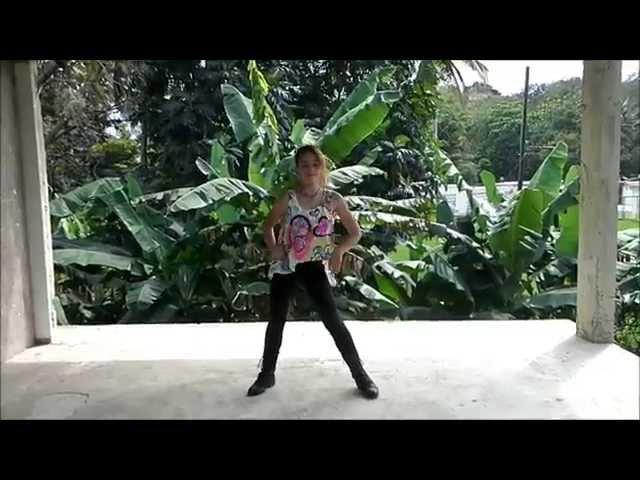 Nicki Minajs Super Bass Choreography