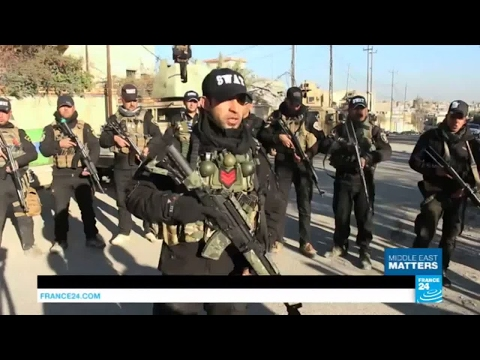 Battle for Mosul: Ground offensive intensifies on Islamic state group