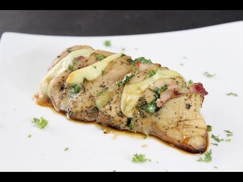 Hasselback Chicken   Sanjeev Kapoor Khazana