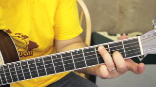 Elvis - Suspicious Minds - Acoustic Guitar Lesson Tutorial - How to Play Easy Songs