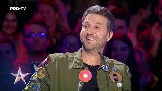 Si muzica si comedie Alexandru Arnautu - Romanii au Talent