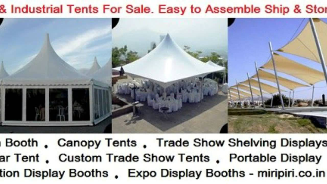 Video Canopy Tents Gazebos Pagodas Exhibition Hangars Events Tents Marquees Demo Tents  sc 1 st  YouTube & Video Canopy Tents Gazebos Pagodas Exhibition Hangars Events ...