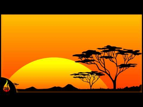 African Chill Out Music  On The Serengeti  Relaxing Ambient Music
