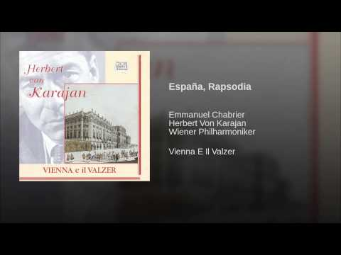 España, Rapsodia