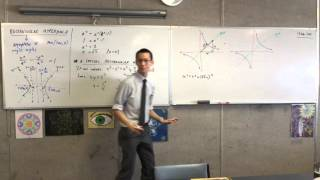 Rectangular Hyperbola (3 of 3: Finding the Foci and Directrices of Special Rectangular Hyperbola)