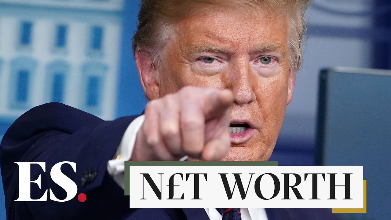 Donald Trump net worth 2020: How much is the US president worth and how has he spent his money?