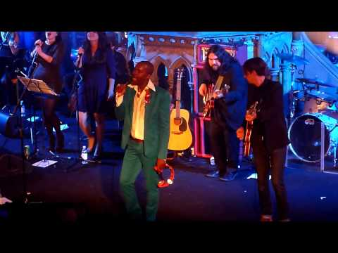McAlmont & Butler - Falling - Union Chapel, London - May 2014