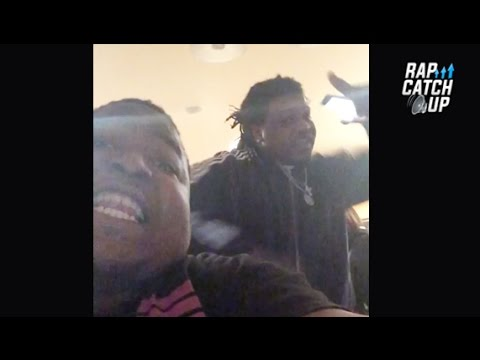 FBG Duck x Lil Chris x Bo Deal x Rico Recklezz - Bout Dat Action (In-Studio Teaser)