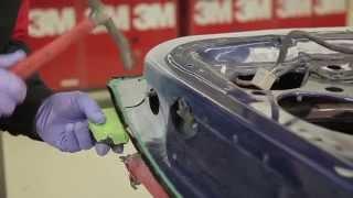 Door Skin Application with 3M Metal Bonding Adhesive