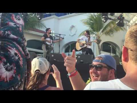 The Avett Brothers - SSS (Songwriters workshop) - Avetts At The Beach - 2/10/17