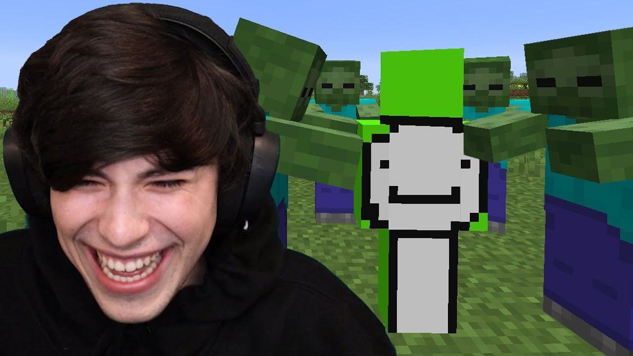 Minecraft, But Mobs Try And Kidnap My Friends...