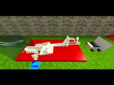 Rube Goldberg Machine in ROBLOX (5th)