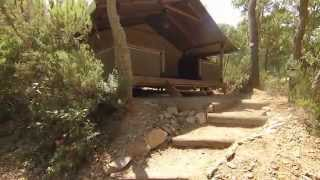 visite tente kenya camping buffalo