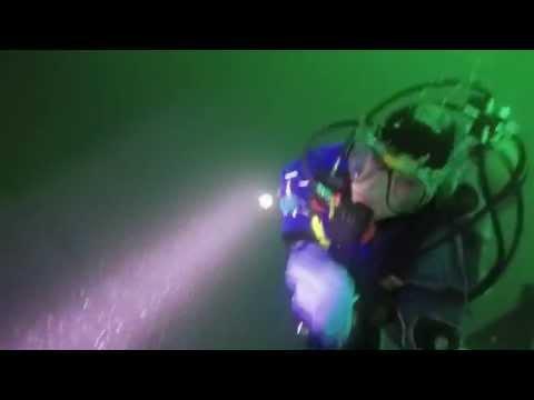 St. Peter Shipwreck in Lake Ontario