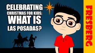 What is Las Posadas? Christmas Around the World: Las Posadas en Mexico Cartoon