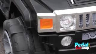 Видео обзор детского электромобиля джипа Hummer A 26 abuza.net(Характеристики и цена : http://abuza.net/shop/182/desc/dvukhmestnyj-detskij-ehlektromobil-dzhip-a-26-5-hummer-zelenyj/?ssid=youtube., 2015-08-25T17:05:17.000Z)