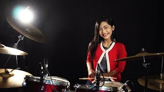 Alan Walker - All Falls Down Drum Cover by Nur Amira Syahira