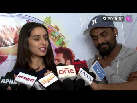 Shraddha Kapoor | Remo D'Souza | Interview for ABCD 2