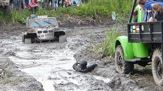 КОТЛЕТА по Польски на трассе ХАРД грязевые ванны прилагаются Прилуки 2017 off road 4x4