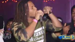 Mar Ginco - What U Thought ft. Louie Casino - Live Performance