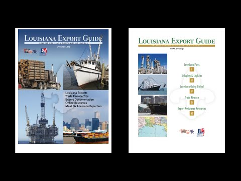 Louisiana Export Guide