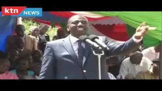 DP William Ruto goes personal with his critic against Senator Gideon Moi