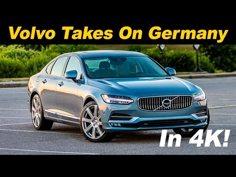 2017 Volvo S90 Review and Road Test - DETAILED in 4K UHD!