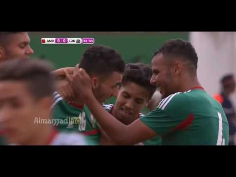 Tous les buts Maroc 1-0 RDC / Jeux de la Francophonie 2017 / 28.07.2017 HD